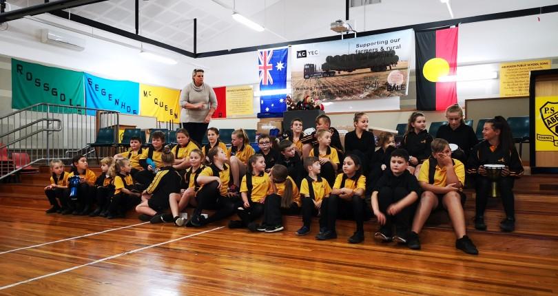 Rural Community School visit